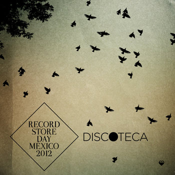Record Store Day Mexico 2012 cover art