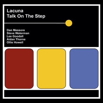 Talk On The Step cover art