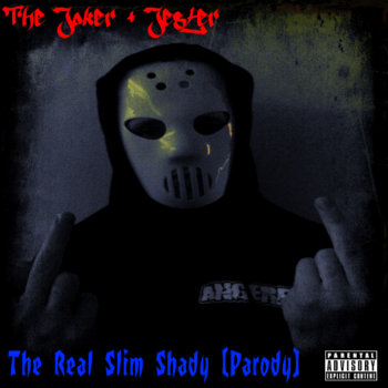 The Real Slim Shady (Parody) - Single cover art