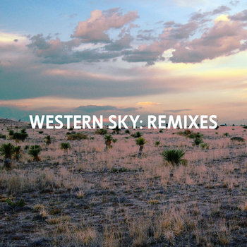 Western Sky: Remixes cover art