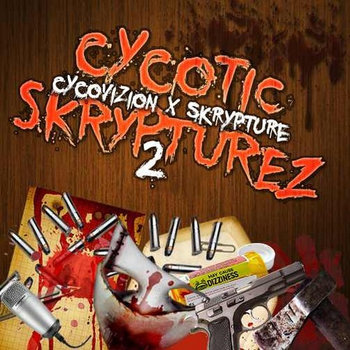 Cycotic Skrypturez II cover art