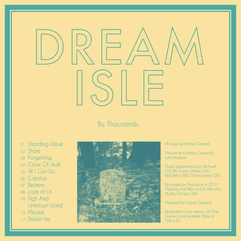 Dream Isle cover art