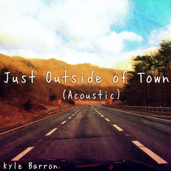 Just Outside of Town (single) cover art