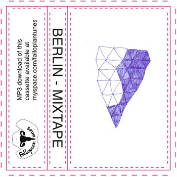 Berlin Mixtape cover art