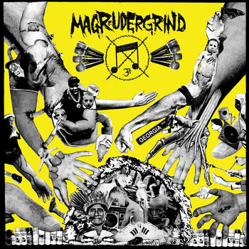 Magrudergrind cover art