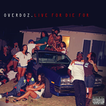 Live For, Die For. (2011) cover art