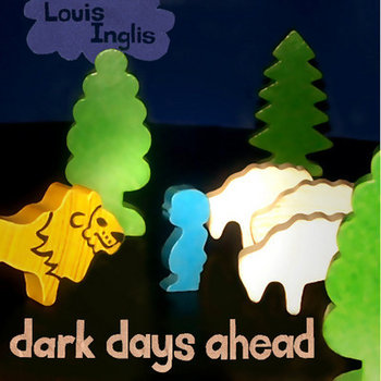 Dark Days Ahead cover art