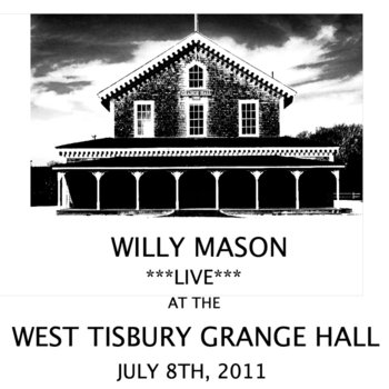 LIVE AT THE GRANGE HALL cover art