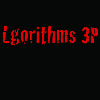 Lgorithms 3P cover art