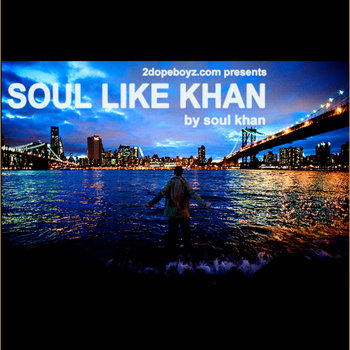 Soul Khan - Soul Like Khan cover art