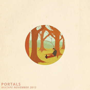 Portals Mixtape, November 2013 cover art