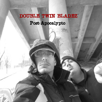 Post-Apocalypto E.P cover art