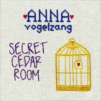 Secret Cedar Room EP cover art
