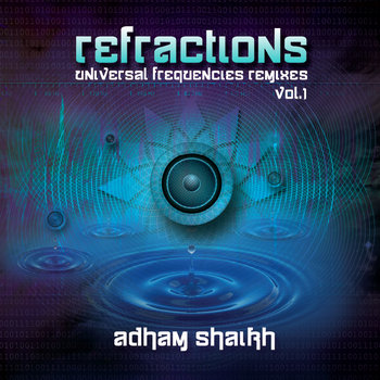 Refractions Vol 1 cover art