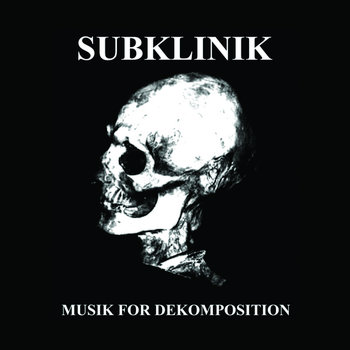 Musik For Decomposition cover art