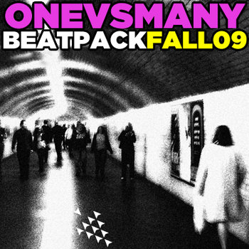 Beat Pack - Fall 2009 cover art