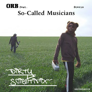 Dirty Scientifix LP (2006) cover art