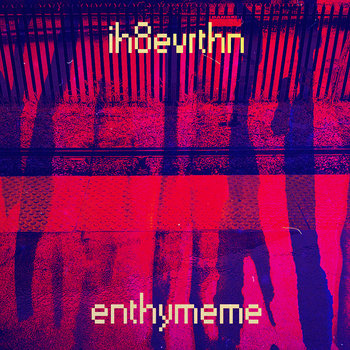enthymeme cover art