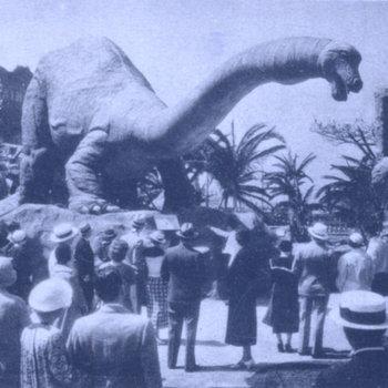Dinosaur Hell cover art