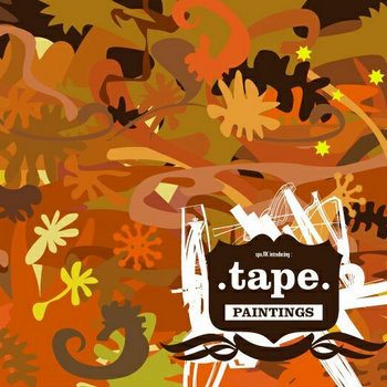 dot tape dot - Paintings cover art
