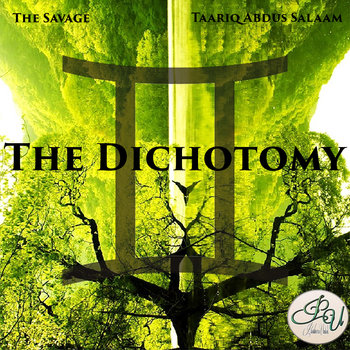 The Dichotomy EP cover art