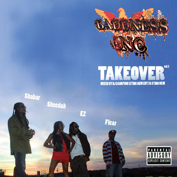 TAKE OVER VOL.1 cover art
