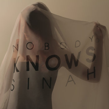Nobody Knows SINAH cover art