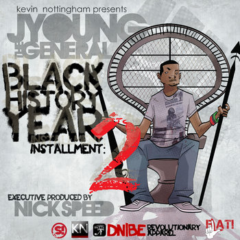 JYoung - Black History Year: Installment Two cover art