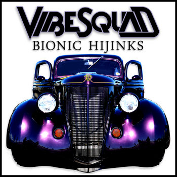 Bionic Hijinks cover art