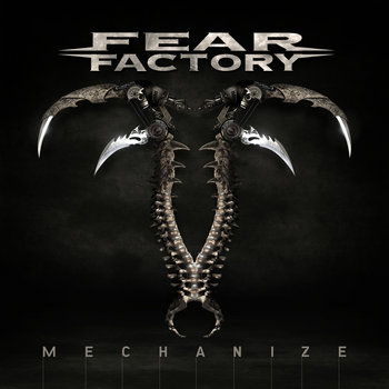 Fear Factory - Mechanize (2010)