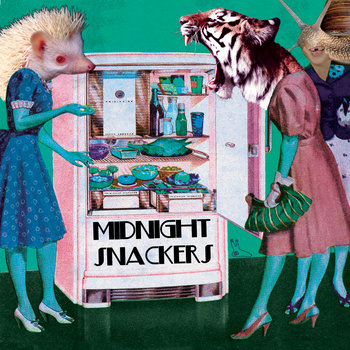 Midnight Snackers cover art
