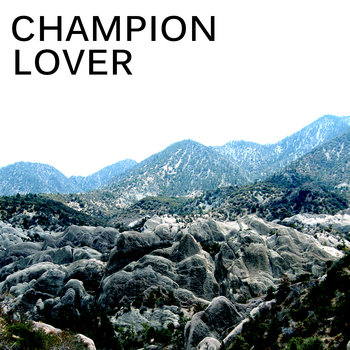 CHAMPION LOVER cover art