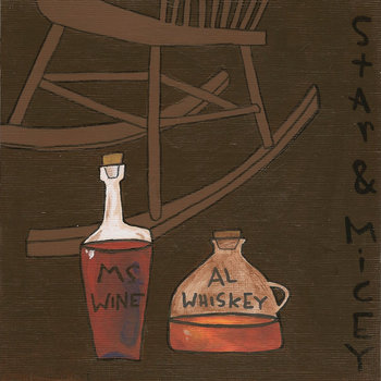 Mississippi Wine ~ Alabama Whiskey cover art