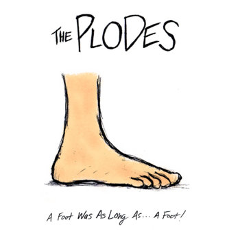 A Foot Was As Long As... A Foot! cover art
