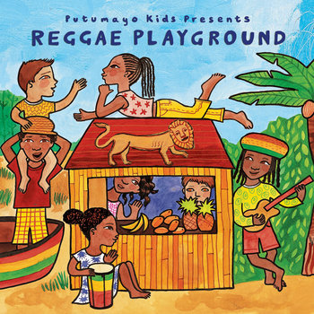 Reggae Playground (Re-Release) cover art