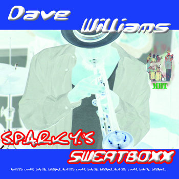 S.P.A.R.K.Y.'s Sweatboxx cover art