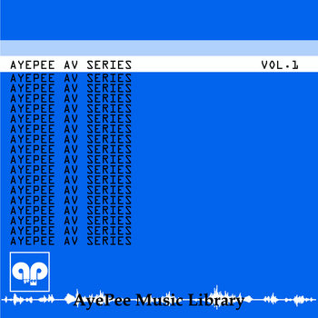 AV Series Vol.1 cover art