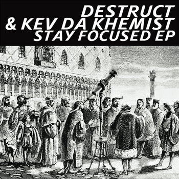 Stay Focused EP cover art