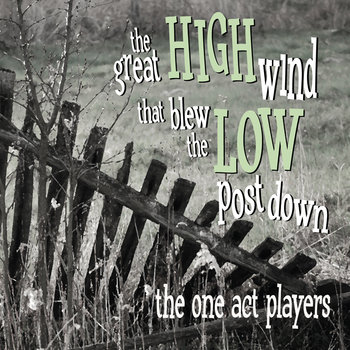 The Great High Wind That Blew The Low Post Down cover art