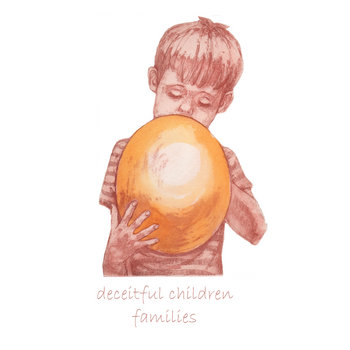 Deceitful Children cover art
