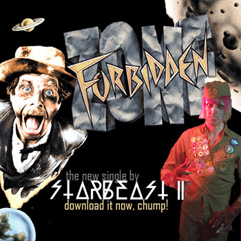 Forbidden Zone cover art