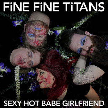 Sexy Hot Babe Girlfriend cover art