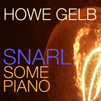 Snarl Some Piano cover art