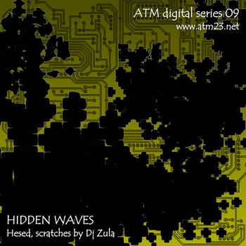Hidden Waves (atmds09) cover art