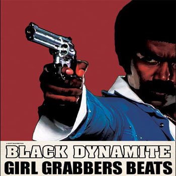 The Black Dynamite Beats cover art