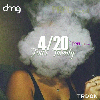4/20: PRPL cLoud cover art