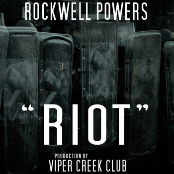 Riot (online single) cover art