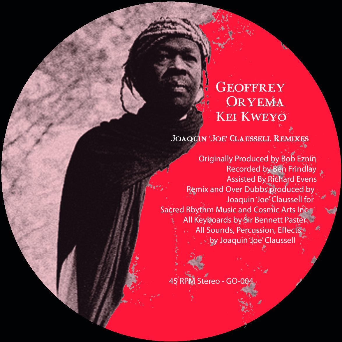 Geoffrey Oryema Kei Kweyo