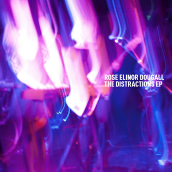 The Distractions Ep cover art