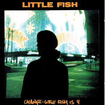 Change: Little Fish is 4 cover art